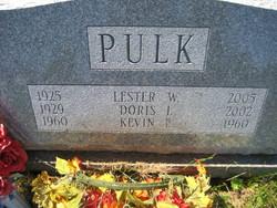 Lester W Pulk, Sr