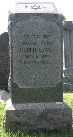 Joseph Levant