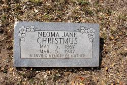 Neoma Jane <i>Ivey</i> Christmus