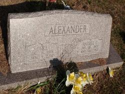 Cora Lorene <i>Matthews</i> Alexander