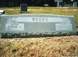 Coleman M. Weeks