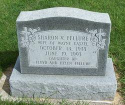 Sharon Virginia <i>Fellure</i> Cassel