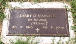 Larry Dean Spangler