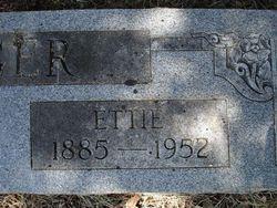 Etta Elaine Ettie <i>Russell</i> Barger