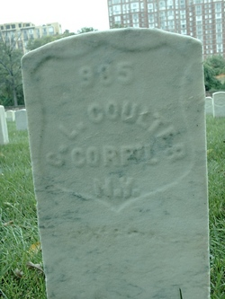Corp Clarence L. Coulter