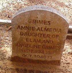 Annie Almedia Grimes