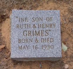 Infant Grimes