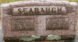 Ella M. <i>Mayfield</i> Seabaugh