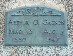 Arthur O Gagnon