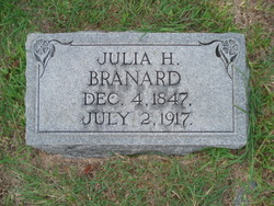 Julia <i>House</i> Branard