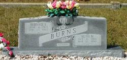 Bernice Eugene Burns