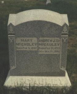 Mary McCauley