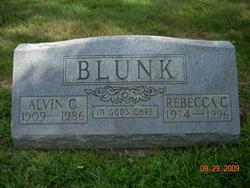 Rebecca Catherine <i>Ross</i> Blunk