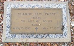 Claude Levi Pabst