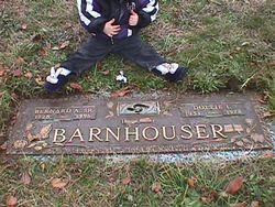 Bernard A Barnhouser, Sr