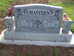 Jerri Gearldine <i>Rogers</i> Chasteen