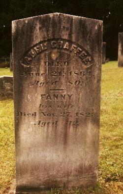 Fanny <i>Gowdy</i> Chaffee