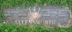 Rodney D Allensworth