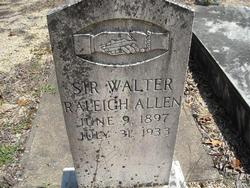 Walter Raleigh Allen