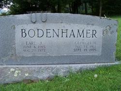 Earl Jubal June Bodenhamer