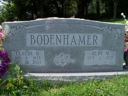 Claude Howard Bodenhamer