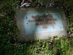 Katherine <i>Fairall</i> Barringer