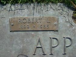 Robert Lester Appling