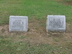 Katherine Sarah <i>Ritter</i> Geasey