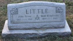 John Frank Little