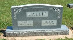 Leonard S Callis