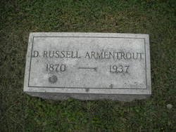 David Russell Armentrout