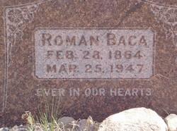Jose Roman Baca