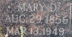 Mary D. DeLeeuw
