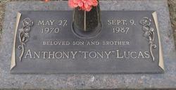 Anthony Tony Lucas