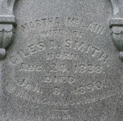 Martha <i>McLain</i> Smith
