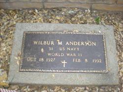 Wilbur M. Anderson
