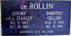 Gerome Darrel Stanley de Rollin
