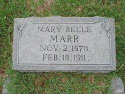 Mary Belle <i>Branard</i> Marr