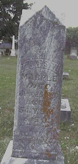 Thomas William Marple