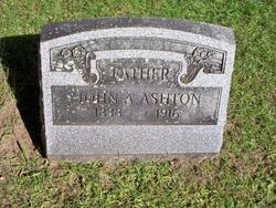 John Ardscoe Ashton