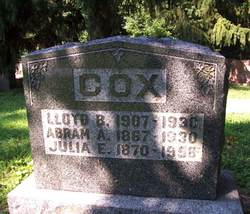 Abram A. Cox