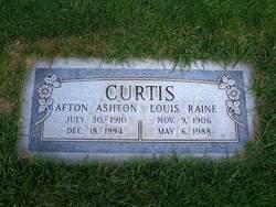 Afton Grace <i>Ashton</i> Curtis