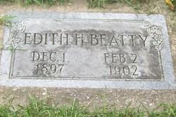 Edith H. Beatty