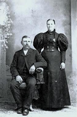 Maria [Marie] <i>Jensen</i> Andersen