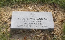 Ellis Lee Willard, Sr