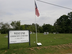 West End Community Cemetery