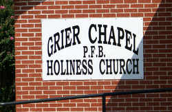 Grier Chapel Church Cemetery