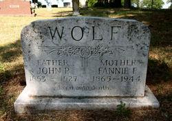John Pierce Wolf