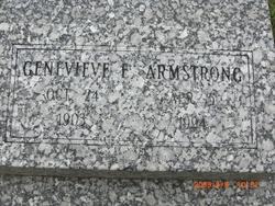 Genevieve E. Armstrong