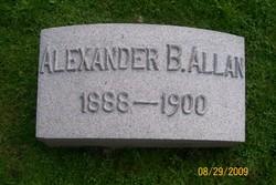 Alexander B Allan
